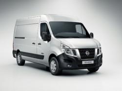 Descoperiți design-ul noului Nissan NV 400 !