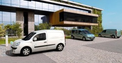 Renault lanseaza vehiculul sau utilitar electric, Kangoo ZE