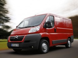 Citroën vizeaza dublarea vanzarilor de vehicule utilitare