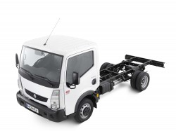 Maxity – micul camion Renault se adapteaza normelor Euro 5!