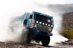 A inceput editia 2012 a circuitului Dakar: 76 de camioane se lanseaza in aceasta aventura!