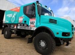 ¡La team De Rooy ganó el Dakar 2012 en la categoría camiones!