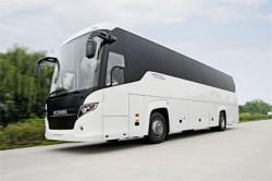 Scania se asociaza cu chinezii de la Higer pentru a dezvolta autocarul Higer Touring HD
