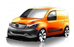 Noua autoutilitara de la Mercedes se numeste Citan