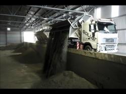 El Volvo FH16 Goliath : el gigante de la mina de Aitik en Suecia