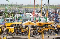 Salonul utilajelor de constructii Intermat 2012 si-a deschis portile la Paris-Nord Villepinte!