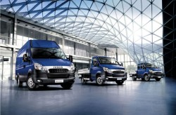 Iveco Daily Natural Power, prima autoutilitara care circula cu bio-metan!