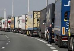 2012 Lastwagen-Verkehrsverbote in Europa
