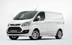 Ford isi dezvaluie cea mai recenta autoutilitara: Ford Transit Custom!