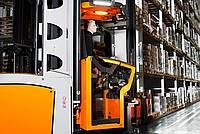 More technology for the STILL MX-X three-way forklift!