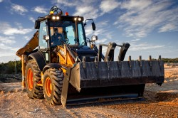 Launch of the Tier 4 T-series: the Case backhoe loaders always on the cutting edge of technology!