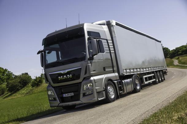 New Logo New Tg Trucks Man Trucks Amp Bus Full Of