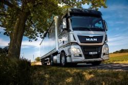Новый логотип, новые грузовики TG и многое другое  среди новинок  MAN Trucks & Bus!