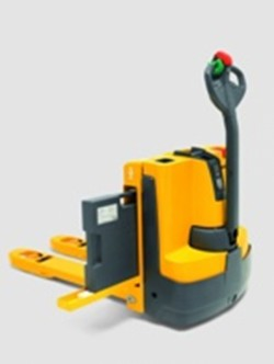 Jungheinrich launches its new Lithium-ion pallet truck: the EJE 112i