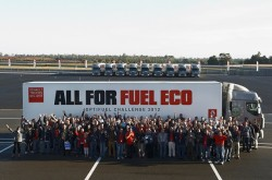 Optifuel challenge by Renault Trucks : an international eco-driving competition