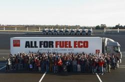 Optifuel Challenge da Renault Trucks : uma competição international para eco condução