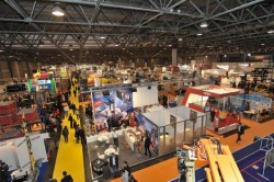 2012 Manutention exhibition : November 19th to 22nd in Paris Nord Villepinte