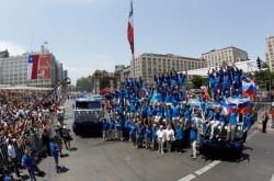 Дакар 2012: Ошеломляющая победа грузовиков КАМАЗ и всей России!