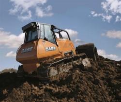 A série M de Bulldozers Case tem três novos modelos