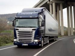 Scania запускает « Streamline », грузовики и тягачи серии G и R для Евро 6
