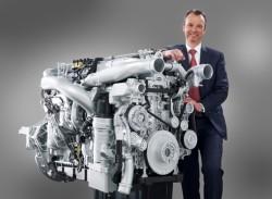Daf prezentuje swój silnik  PACCAR MX-11 Euro 6