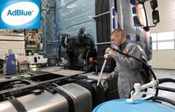 La tecnologia SCR e l'AdBlue, come funziona ?