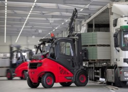 EVO, thermal forklifts from Fenwick