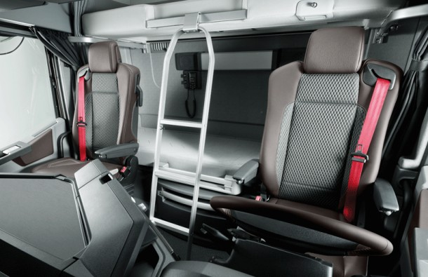 Der Renault Trucks T, das Nachfolgemodell der Magnum und Premium für ...