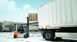 Two new forklifts in the RX70 series by Still