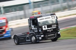 The 2013 British Truck Racing Championship