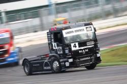 The 2013 British Truck Racing Championship