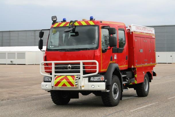 la nouvelle gamme incendie de renault trucks sera pr sente au congr s des sapeurs pompiers. Black Bedroom Furniture Sets. Home Design Ideas