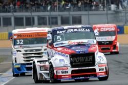 Bald ist die Finale für die 20 engagierten Rennfahrer der Europa-Truck-Meisterschaft 2013 !