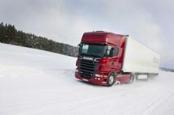 Noul motor Scania V8 Euro 6: R730