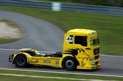 Serie limitată TGX Euro 6 Lion Truck Racing la MAN