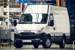 Nowy model na 35 lat furgonu Daily - seria Air Pro od Iveco