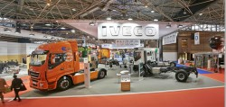 Iveco presenta l'Eurocargo Euro 6 a Solutrans