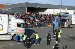 Voranmeldung zum YETD 2014 (Young European Truck Driver)
