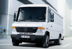 End of the production for the Vario, commercial heavy van manufactured by Mercedes-Benz