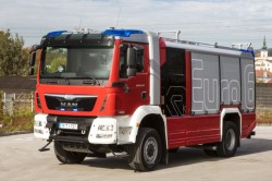 MAN, primul constructor de camioane anti-incendiu Euro 6