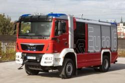 MAN, pierwszy konstruktor pojazdów ciężarowych pożarniczych Euro 6