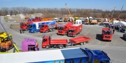 MAN Trucknology Days, gama Euro 6 de camioane de la MAN la loc de cinste