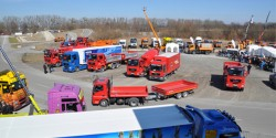 MAN Trucknology Days, la gamma Euro 6 di camion MAN all'onore