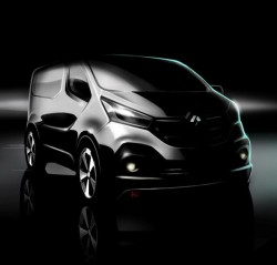 New Renault Trafic 3 : on sale this summer !