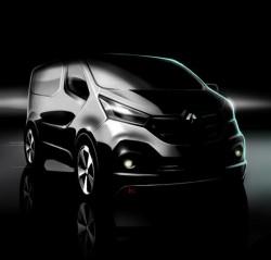Novo Renault Trafic 3 : saída para este verão 2014 !