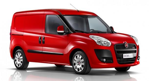 The new FIAT Doblo Cargo XL version, more space !