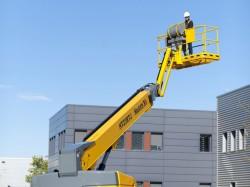 Haulotte lanceert de Activ'Shield Bar : een oplossing om ongelukken met hoogwerkers te voorkomen