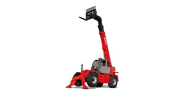 Manitou launches the MHT 1490, a high-capacity telehandler