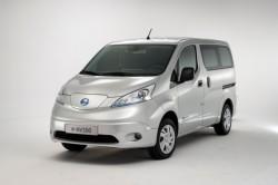 Nouveau fourgon 100% électrique Nissan e-NV200