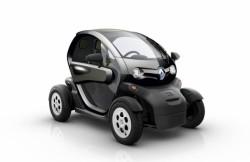 Twizy Cargo- новый коммерческий электромобиль для профессионалов